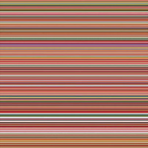 Gerhard Richter's 925-1 STRIP (Marian Goodman, 2012)