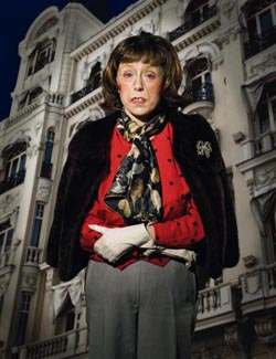 Cindy Sherman's Untitled (Metro Pictures, 2008)